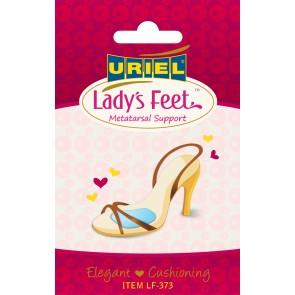 Kipeät, arat, hellät ja kuivat päkiät? Uriel Lady´s Feet Päkiäsuoja on miellyttävä tuote