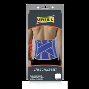 Uriel CRISS-CROSS -Selkätuki, ristituenta [T08]